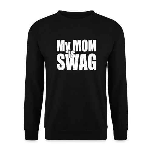 Swag White - Unisex sweater