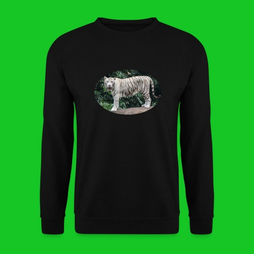 Witte tijger - Unisex sweater