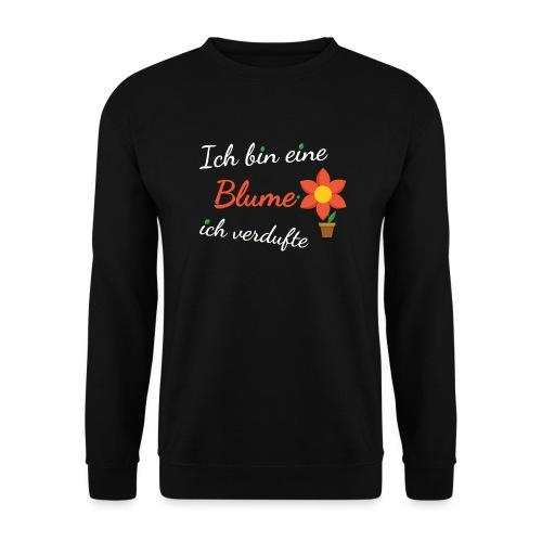 Blume Garten Gärtner Florist Shirt Geschenk - Unisex Pullover