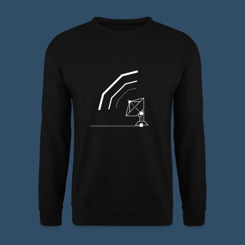 Calling All Broadcasts Satellite Dish - Unisex Sweatshirt