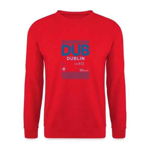 Dublin Ireland Travel - Unisex Sweatshirt