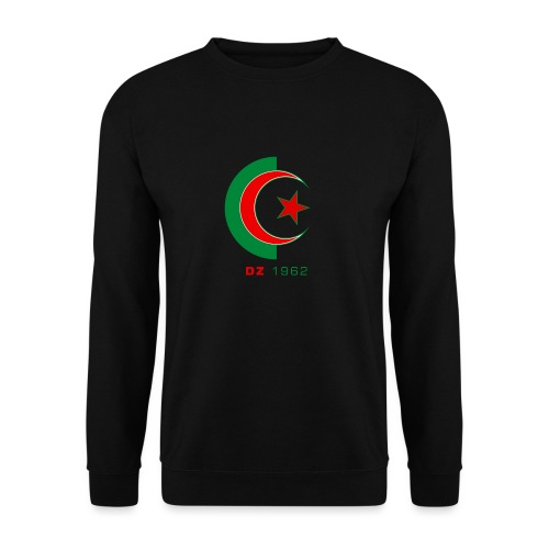 logo 3 sans fond dz1962 - Sweat-shirt Unisexe