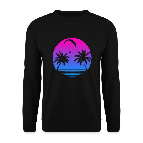 Paragliding Sunset - Unisex Pullover
