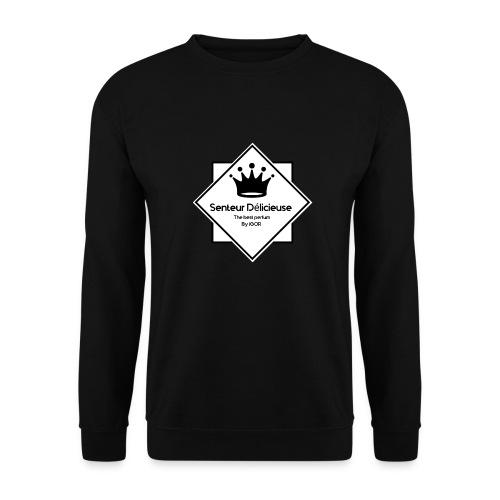 Senteur délicieuse logo - Sweat-shirt Unisexe