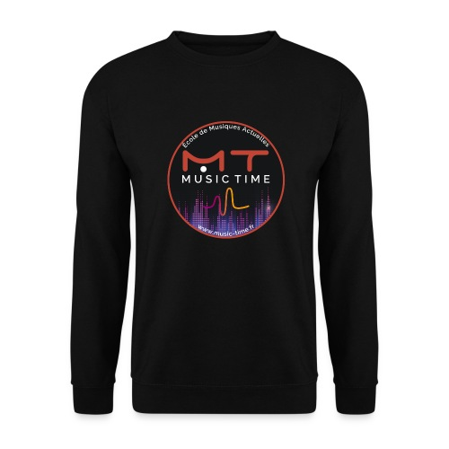 Logo MUSIC TIME 2020 - Sweat-shirt Unisexe