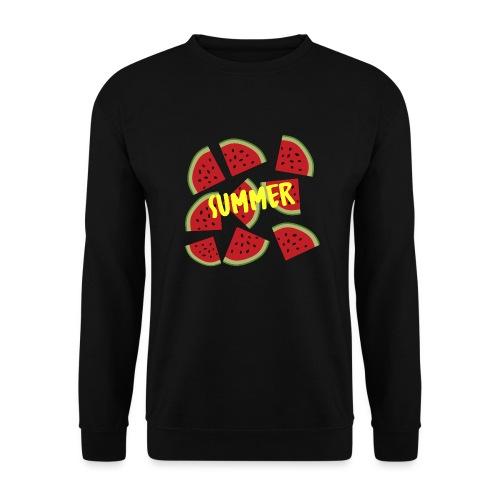 Sommer Sonne Wassermelone - Unisex Pullover