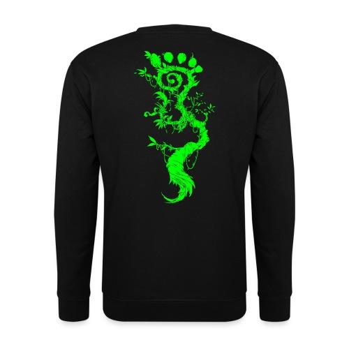FootMoss green - Unisex Sweatshirt