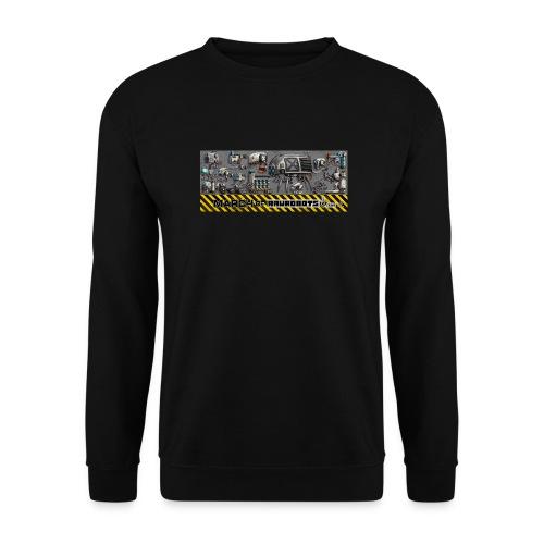 #MarchOfRobots ! LineUp Nr 1 - Unisex sweater