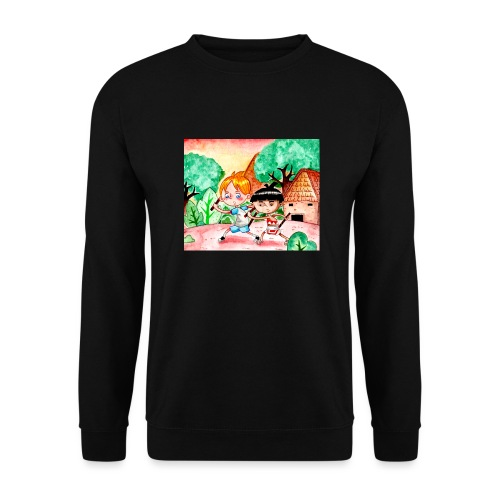 friendship, arnis, training, philippines - Unisex sweater