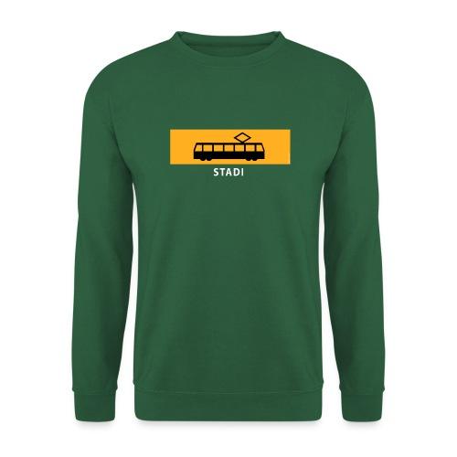 STADIN RATIKKA PYSÄKKI KYLTTI T-paidat ja lahjat - Unisex svetaripaita