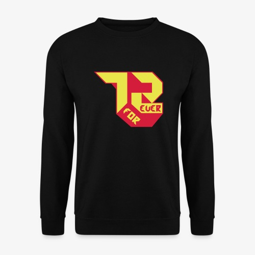 création 72 for Ever collection 01 , année 1972 - Sweat-shirt Unisexe