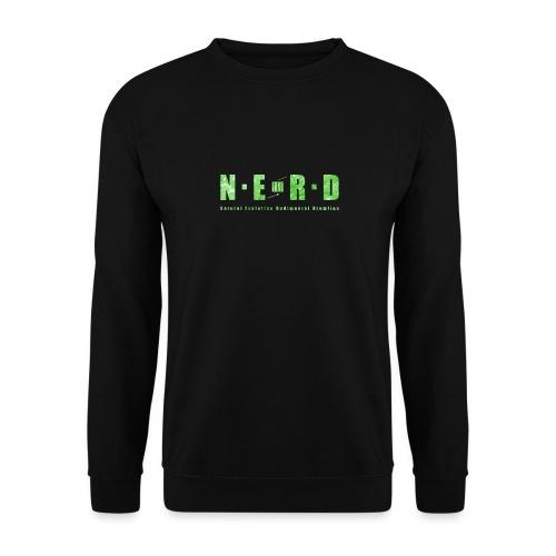 NERD Green - Unisex sweater
