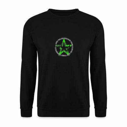 ra star slogan slime png - Unisex Pullover