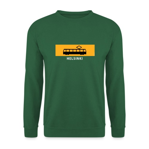 RATIKKA PYSÄKKI HELSINKI t-paidat ja tekstiilit - Unisex svetaripaita