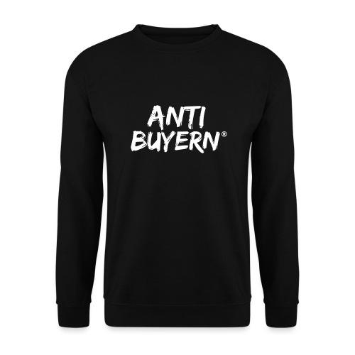 ANTI BUYERN WHITE - Unisex Pullover