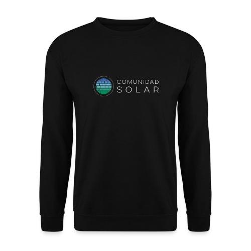 Comunidad Solar BASIC + Black - Sudadera unisex