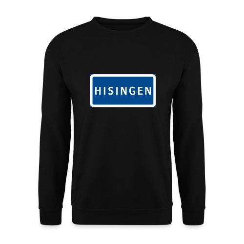 Vägskylt Hisingen - Unisextröja