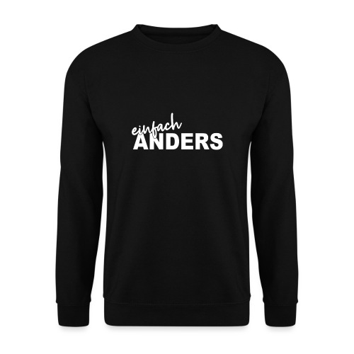 einfach ANDERS - Unisex Pullover