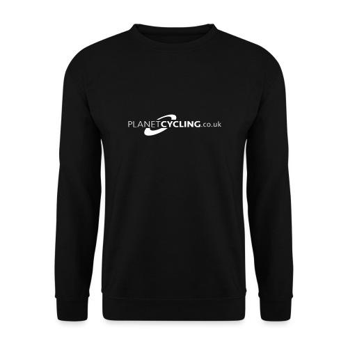 Planet Cycling Web Logo - Unisex Sweatshirt