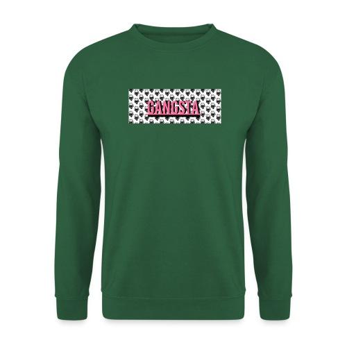 gangsta - Sweat-shirt Unisexe