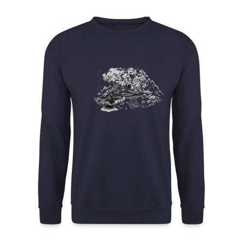 TempleSHITO transp GIF - Sweat-shirt Unisexe