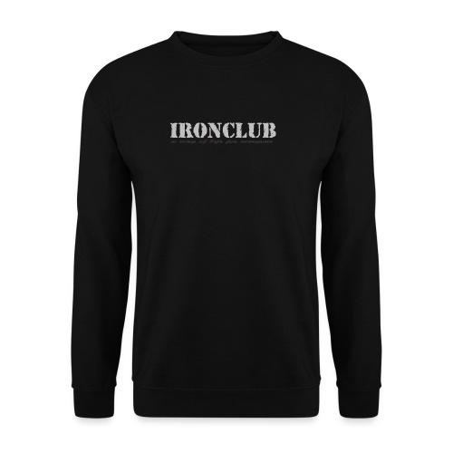 IRONCLUB - a way of life for everyone - Genser unisex