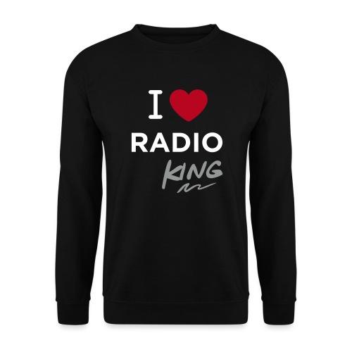 logo-ilove-RK - Sweat-shirt Unisexe