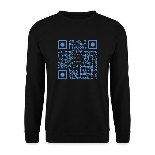 QR Maidsafe.net - Unisex Sweatshirt