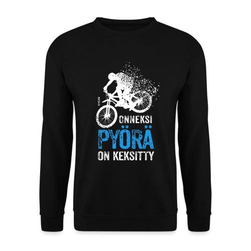 Onneksi pyörä on keksitty - MTB w - Unisex svetaripaita