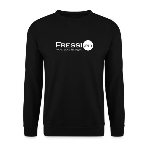Fressi 24h vaativaan makuun - Unisex svetaripaita