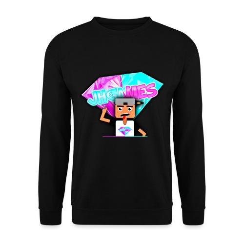 JHGAMES Nieuwe Logo 2 jaar bestaan van JHGAMES - Unisex sweater