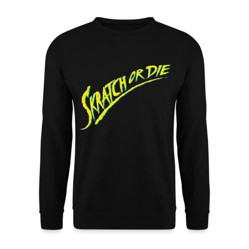 Skratch or Die logo - Unisex Sweatshirt