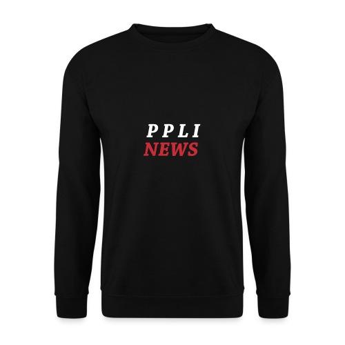 PPLI NEWS - Sudadera unisex