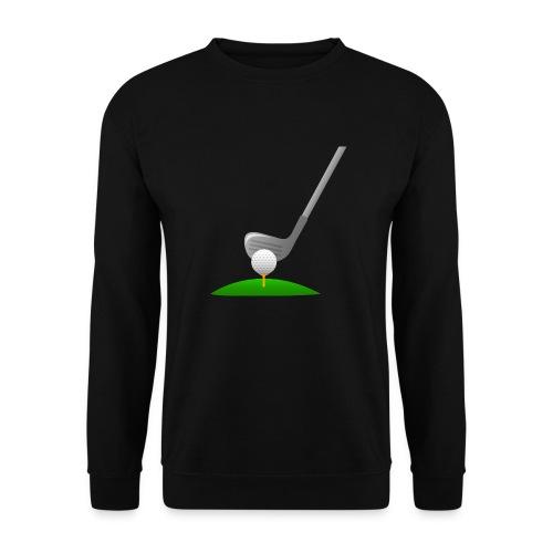 Golf Ball PNG - Sudadera unisex
