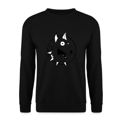 chien fou - Sweat-shirt Unisexe
