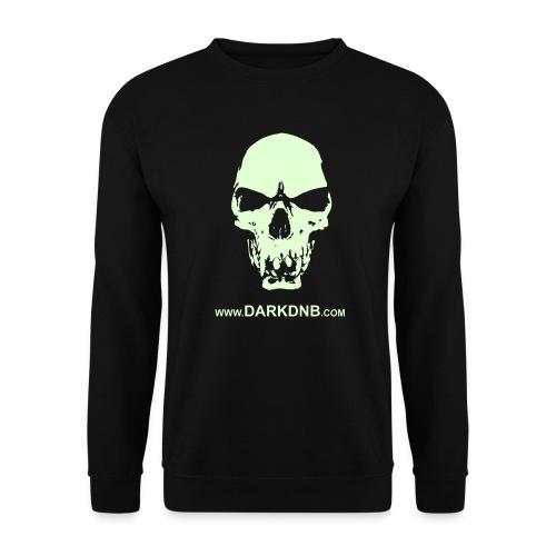 Dark DnB skull site - Unisex Sweatshirt