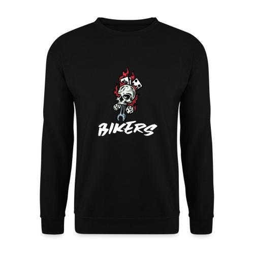 biker 666 - Sweat-shirt Unisexe
