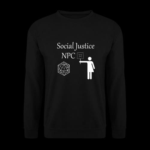 Social Justice NPC - Unisex Sweatshirt