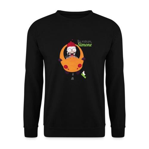 AUTOSIMONE - Sweat-shirt Unisexe