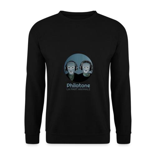 Philatone - La part animale - Sweat-shirt Unisexe