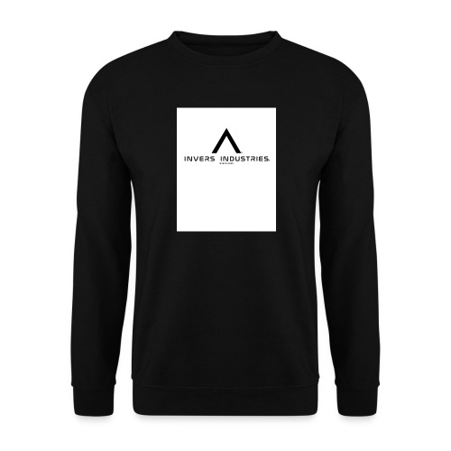 Invers Industries Full White - Unisex Sweatshirt