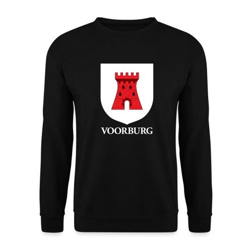 Voorburg oude wapen - Unisex sweater