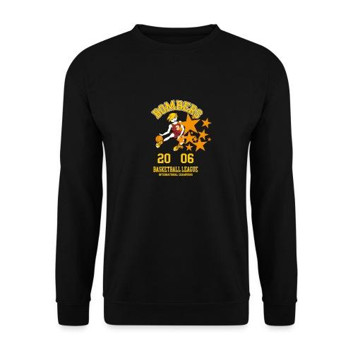 tshirt design bomber kinder - Unisex Pullover