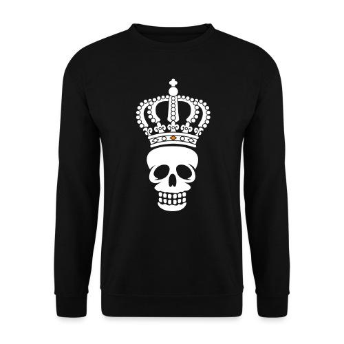 'Custom Dutch' Crowned Skull - Unisex sweater