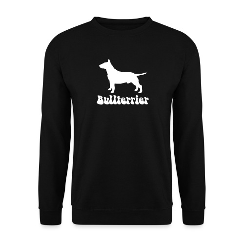 Bullterrier Logo - Unisex Pullover