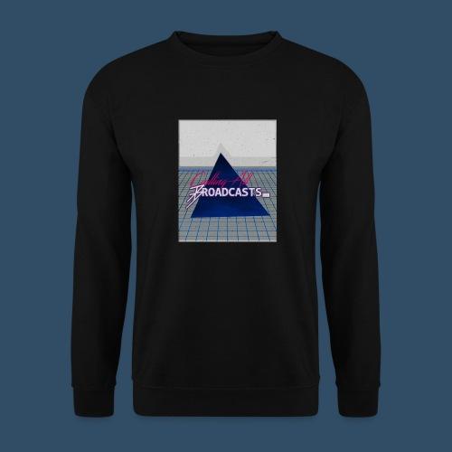 80s Distressed Design - Unisex Sweatshirt