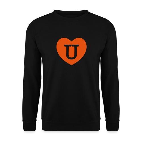 LOVE- U Heart - Unisex Sweatshirt