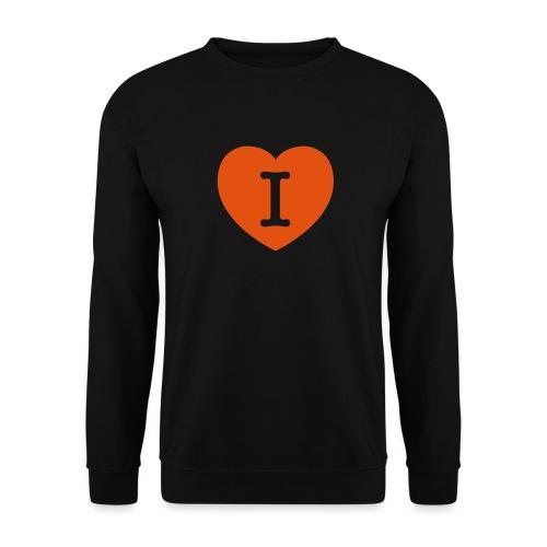I - LOVE Heart - Unisex Sweatshirt
