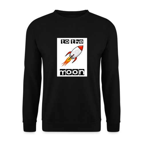 TO THE MOON - Unisex sweater