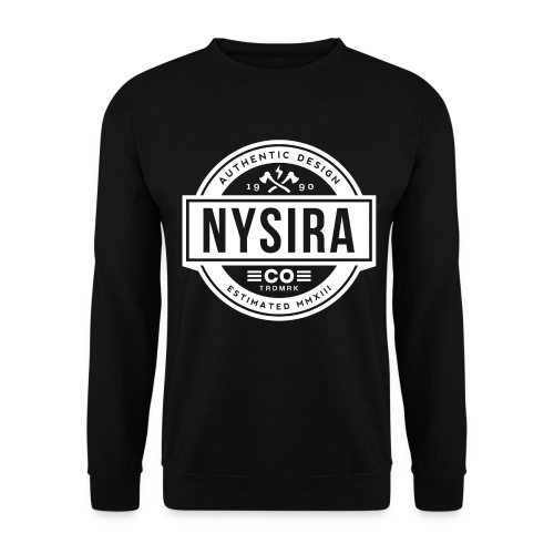 Insignia white - Unisex Sweatshirt